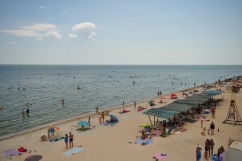 Арабатская стрелка: отдых, отзывы, море, пляж, жилье, горячий источник 41